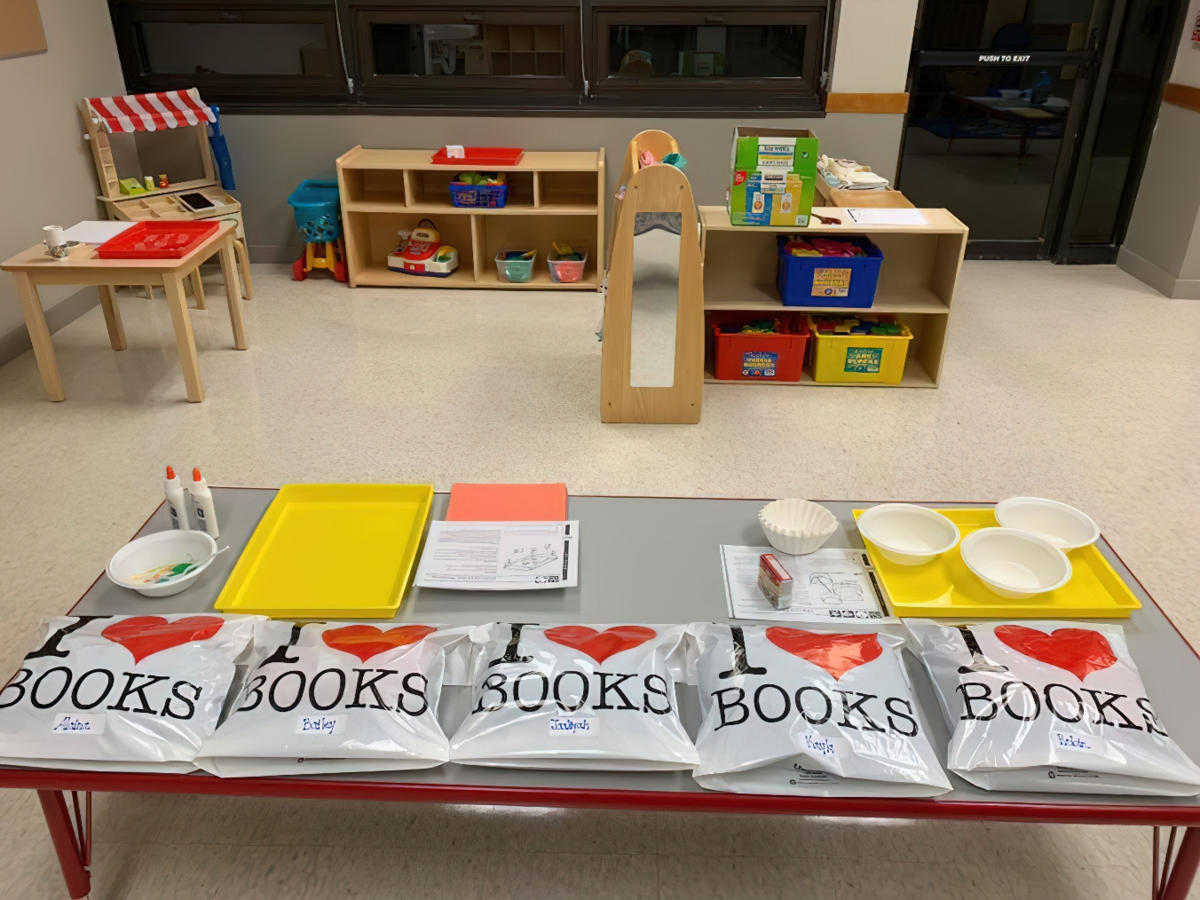 Your Little One's Learning Space 4