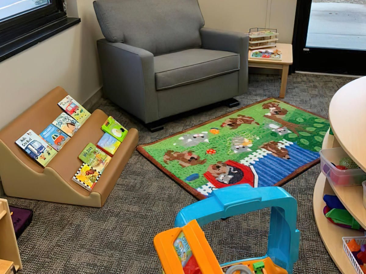 Your Little One's Learning Space 6