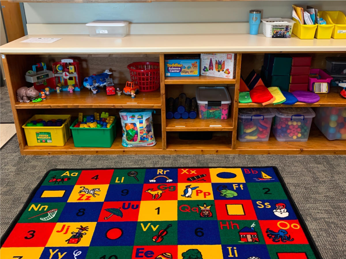 Your Little One's Learning Space 8